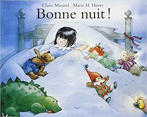 livre bonne nuit
