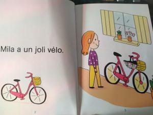 le vélo de mila