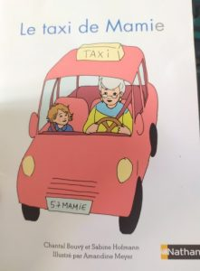 le taxi de mamie